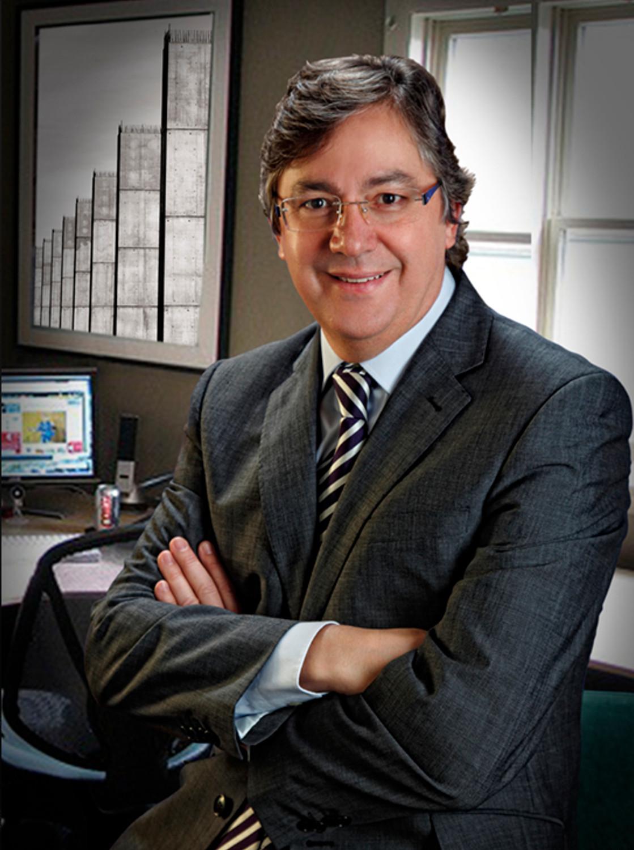 Javier Andrada Socio Fundador de Calleja y Andrada Asesores Empresariales